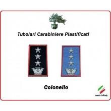 Tubolari Carabinieri Estivi - Invernali Colonello Art.CC-T26