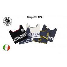 Pettorina - Corpetto - Fratino - Gilet -BLU  Nonno Vigile   Art.AP4NV