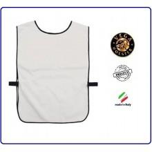 Corpetto Rifrangente Neutro  Alta Visibilità Bianco Vega Holster Art.5AR404