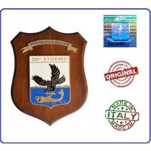 Crest Aeronautica 30° Stormo Prodotto Ufficiale  Art.AM26