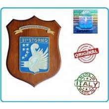 Crest Aeronautica 31° Stormo Prodotto Ufficiale Art.AM27