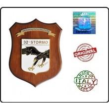 Crest Aeronautica 32° Stormo Prodotto Ufficiale Art.AM28
