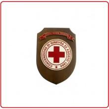 Crest Croce Rossa Italiana CRI Convenzione di Ginevra Art.CRI2