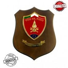 Crest Vigili del Fuoco Scudo Art.VVF4