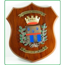 Crest Araldico Polizia Penitenziaria Idea Regalo Da Collezione Art.PP1
