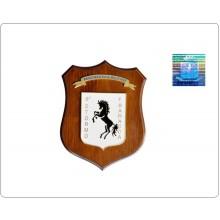 Crest Aeronautica 9° Stormo Prodotto Ufficiale F. Baracca Art.AM23