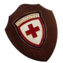 Crest Corpo Infermiere Volontarie CRI Croce Rossa Italiana Art.CRI4