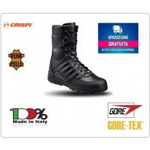 Anfibio Stivale Stivaletto Crispi S.W.A.T. HTG PRO CSF GTX Militare Esercito Sicurezza Vigilanza Polizia Art.4516599