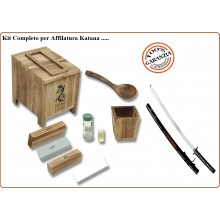 Kit Professionale per Affilatura Katana Tanto .. Sword Sharpening Kit Art.MCMA-SH1