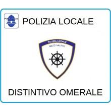 Distintivi Di Specialità Omerali Polizia Locale Mezzi Nautici Art.NSD-PLMN