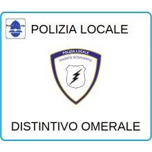 Distintivi Di Specialità Omerali Polizia Locale Pronto Intervento Art.NSD-PLPI
