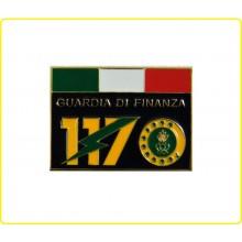 Spilla Distintivo 117 Guardia di Finanza Art.GDF-117