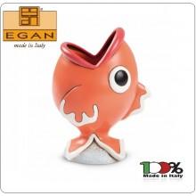 EGAN Contenitore Pesce Pagliaccio CERAMICHE EGAN Art.AM14PP/4