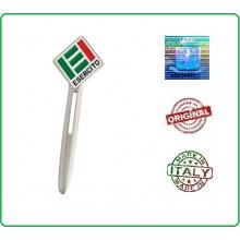 Tagliacarte Taglia Carte Paletta EI Esercito Italiano Metallo Smaltato Scrivania Ufficio Idea Regalo Prodotto Ufficiale Art.EI0203