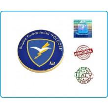 Fermacarte Ferma Carte Brigata Paracadutisti Folgore  Metallo Smaltato Scrivania Ufficio Idea Regalo Art.EI1101