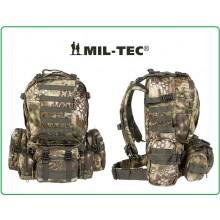 Zaino Assalto Militare 36 Litri Modulari Defense Pack con Sistema M.O.L.L.E. Mandra Wood Mil-Tec Art.14045084