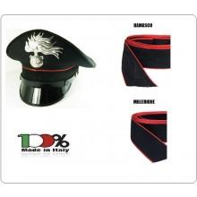 Fascia Cappello Carabinieri Millerighe o Damascato Art.F-C