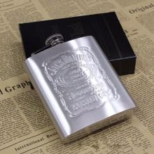 Elegantissma Fiaschetta da Tasca Porta Liquori o Whisky 7 oz Jack Daniels Art.JD