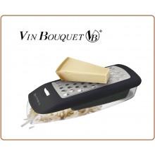 Grattugia Professionale per Formaggio Verdure Cioccolato  Vin Bouquet Art.FIH057