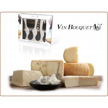 Coltelli Formaggi Set 4 pezzi Vin Bouquet Art.FIH067