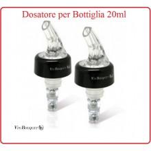 Dosatore Liquori Professionale Dose 20ml Bar Ristoranti Vin Bouquet Art.FIK008
