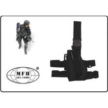 Fondina per Pistola Cosciale Universale Cordura 1000D  Per Mancini  Vigilanza Sicurezza Polizia MFH Art.30726A