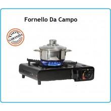 Fornello Fornelletto  da Capo Campeggio Con Valigetta di Trasporto Viaggio Art.14909000