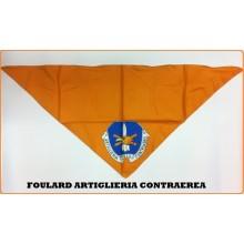 Foulard Fazzoletto Triangolo Artigliria Contontraerea Art.FAV-F5