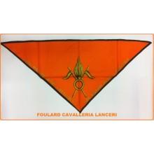 Foulard Fazzoletto Triangolo Cavalleria Lanceri Art.FAV-F9
