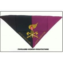 Foulard Fazzoletto Triangolo Genio Guastatori  Art.FAV-F10