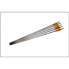 Freccia in Carbonio 30 7.50mm Royal 21gr. Tiro o Caccia Punta Staccabile Art.D030B