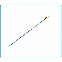 Freccia in Alluminio 30 8mm Royal 31gr. Tiro o Caccia Punta Staccabile Art.D016