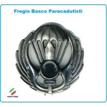 Fregio Basco Metallo Paracadutisti Parà Folgore E.I. Esercito Italiano  Art.NSD-P-F