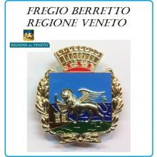 Fregio Berretto Ordinanza Regione Veneto Polizia Locale  Art.PL-03