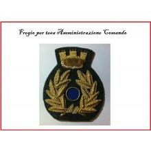 Fregio Canuttiglia Amministrazione Comando  Art.NSD-AM-CO