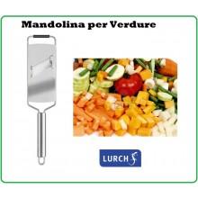 Mandolina per Verdure Professionale Acciaio Inox Lurch Art.LU 220280