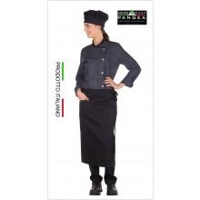 Giacca Cuoco Chef Donna Sartoriale Antimacchia Danimarca Jeans Pangea Art.DN0302
