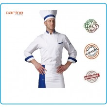 Casacca Cuoco Chef  Manuel EUROIT Carine Italia Art.10CGI04