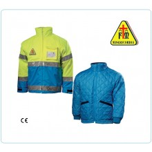 Parka Giaccone con Interno Staccabile MISERICORDIE Misericordia BlueTech Art.MIS60