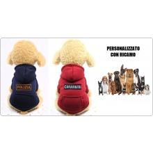 Cappotto Cane o Gatto Pet Vestiti Del Cane Per Cani di Piccola Taglia Abbigliamento Cani Art.CANE-1