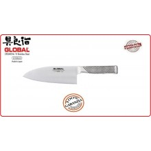 Coltello Forgiato Professionale Carne Pesce cm 18 Meat and Fish Knife Global Art.G-29