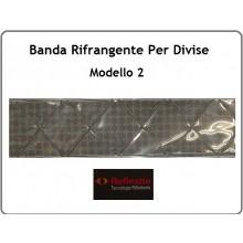 Nastro Rifrangente Reflexite GP 340 g7  Modello 2 Art.SS-GP340-7