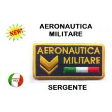 Gradi Velcro Aeronautica Militare Sergente Art.AE-02