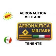 Gradi Velcro Aeronautica Militare Tenente Art.AE-04