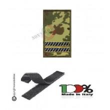 Gradi Velcro Aeronautica Militare Maresciallo di 2° Classe  Art. G-A18