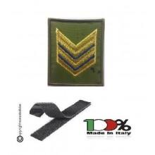 Gradi Velcro Aeronautica Militare Sergente Maggiore   Art. G-A14