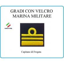Grado a Velcro Giubbotto Navigazione Marina Militare Capitano di Fregata  Art.M-21