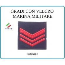 Grado a Velcro Giubbotto Navigazione Marina Militare Sottocapo Art.M-3