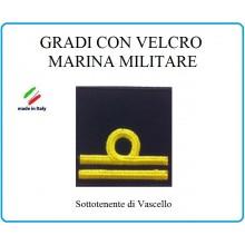 Grado a Velcro Giubbotto Navigazione Marina Militare Sottotenente di Vascello Art.M-18