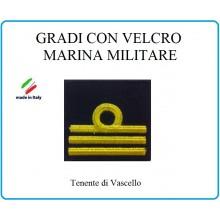 Grado a Velcro Giubbotto Navigazione Marina Militare Tenente di Vascello Art.M-19
